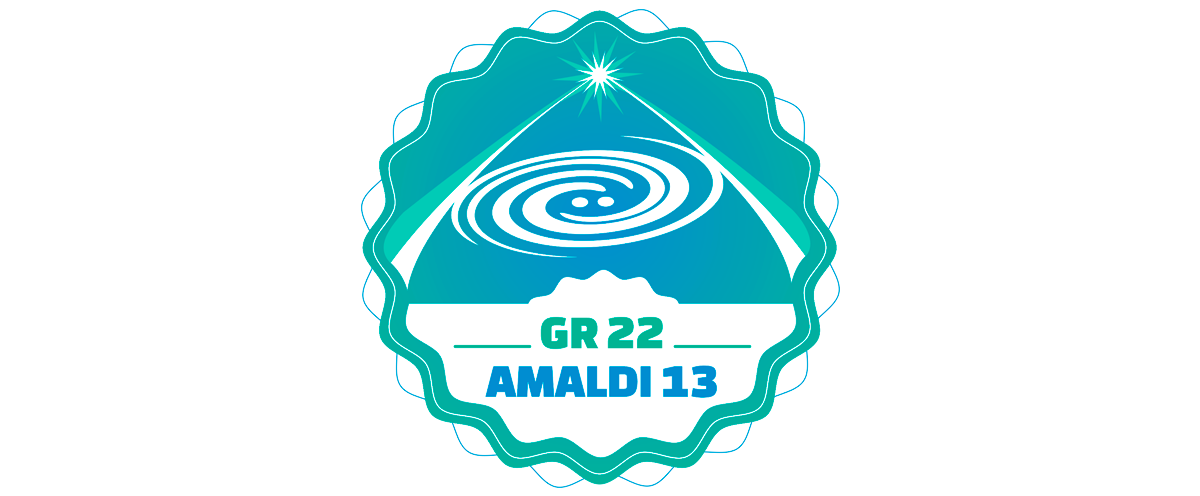 22nd International Conference on General Relativity and